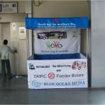 Delhi Metro Kiosk