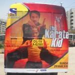 Karate Kid Back side