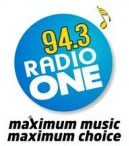 84.3 Radio One Logo
