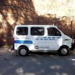 Advertising on Cab
