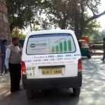 Cab Advertising Delhi